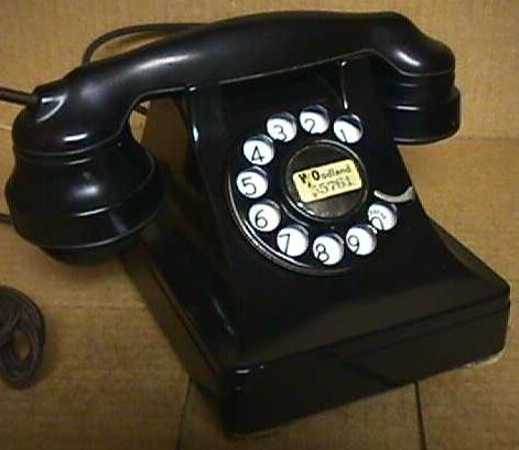 There are grown people alive who have never really DIALED a telephone. Hard to believe.