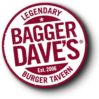 Bagger Dave's -All burgers are not created equal. At least in your eyes. You're prejudiced. But in the burger and beer world, that's OK. A virtue, in fact. That's why we've instituted the Create Your Own Burger clause in our menu. We give you a choice of umpteen toppings, a variety of buns, delicious sauces and let you have at it. Just remember the burger you create says a lot about you. So give it some thought.