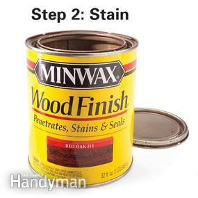 Give your woodwork a smooth, satiny finish every time with this simple three-day process.  You don't need expensive tools or special knowledge or skills to get a flawless finish—just sand, stain, seal and finish.