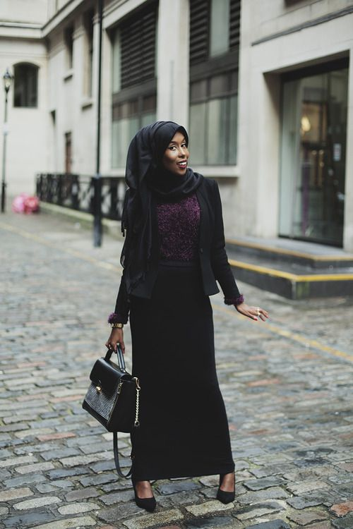 Hijabis in Dresses and Skirts - Imgur