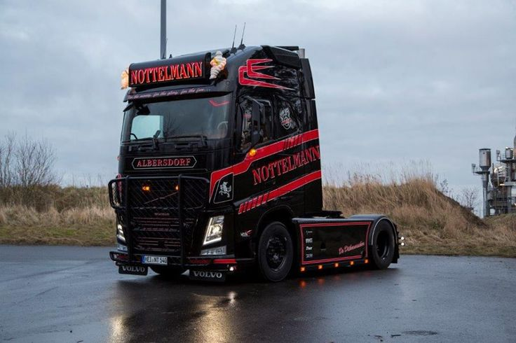 volvo fh4 nottelmann germany 4x2 truck volvo volvo. Black Bedroom Furniture Sets. Home Design Ideas