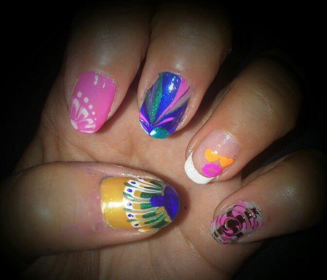 Mis Creaciones! #Nails