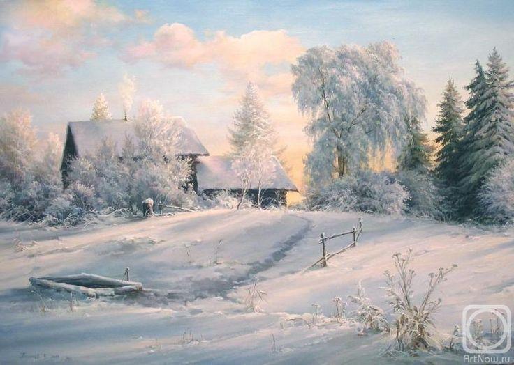 Палачев Вячеслав. Короткий зимний день