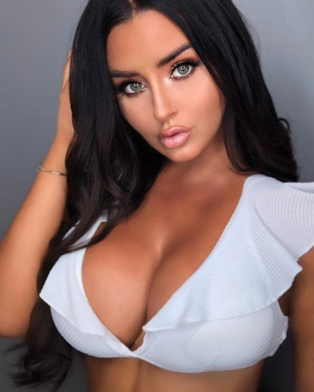 8f50de720 Just Because- Abigail Ratchford Looking Hot On The Gram | Terez Owens - #1