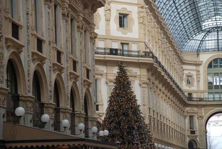 GALLERIA V EMANUELE MILANO by marcela.comanescu
