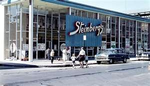 Steinberg's Food Store Montreal in the '50's