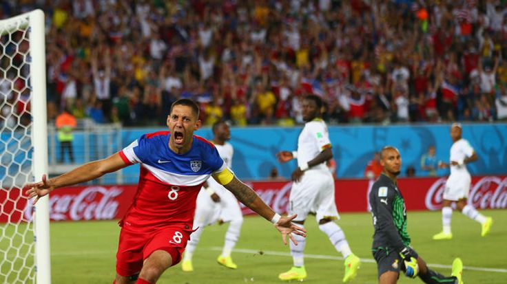 Clint Dempsey scores #USMNT's fastest ever goal at the #WorldCup (via Yahoo Sports)