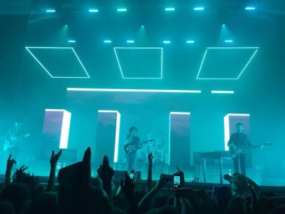 The 1975 in concert is my dream