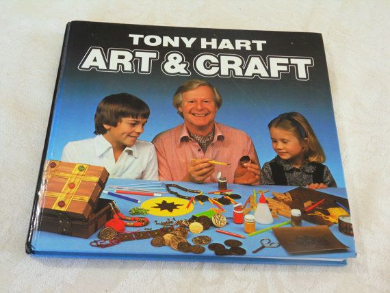 Art & Crafts with Tony Hart