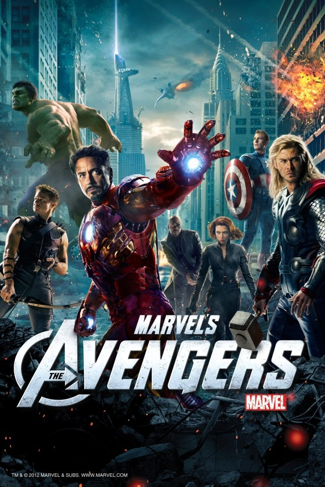 Day 43: A film you think is over rated. Avengers (2012) Don't get me wrong, i did enjoy it!