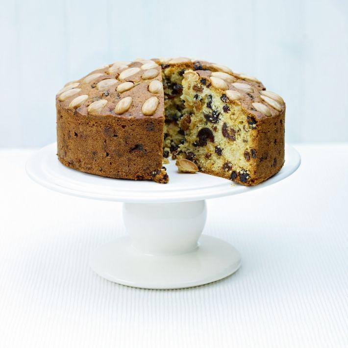 Delia Smith Whisky Dundee Cake Recipe