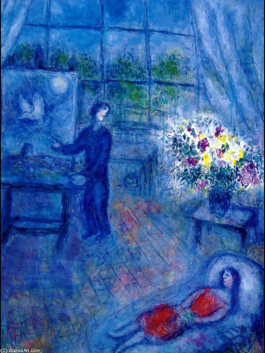 100 best tableaux de marc chagall images on pinterest. Black Bedroom Furniture Sets. Home Design Ideas