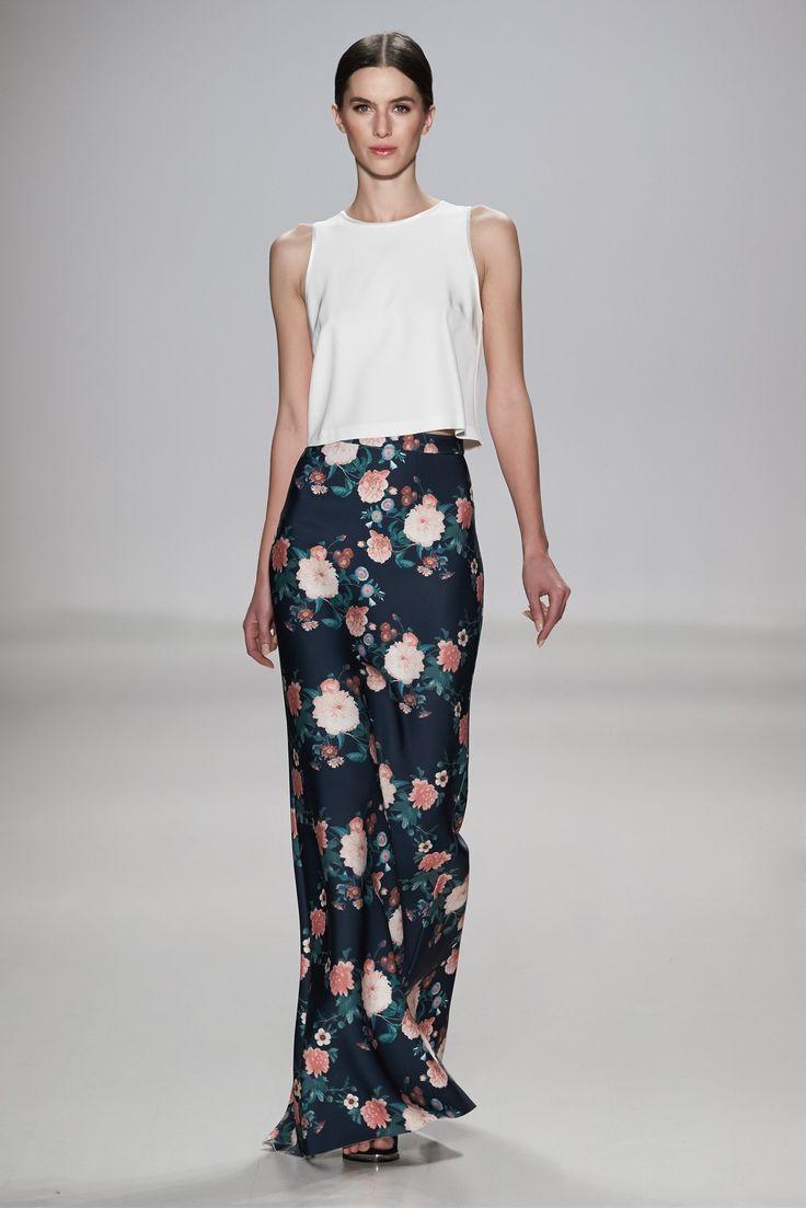 Erin Fetherston Fall 2015 Ready-to-Wear Fashion Show