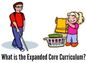 Overview of the Expanded Core Curriculum (ECC) in English and Spanish