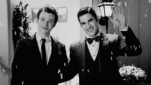 Kurt and Blaine - this episode was so great and cheesy and perfect!!!!!!
