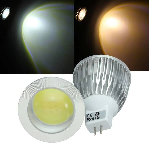 MR16 COB LED 5W DC/AC 12V Warm White/White LED Spot Light Bulbs  Worldwide delivery. Original best quality product for 70% of it's real price. Buying this product is extra profitable, because we have good production source. 1 day products dispatch from warehouse. Fast & reliable...
