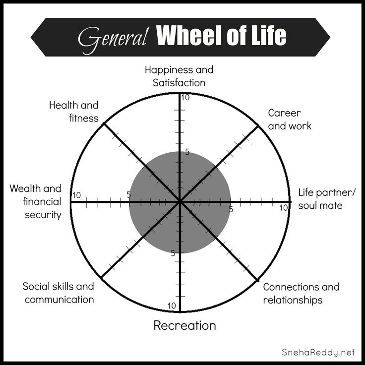 wheel of life assessment you living your best life here is a very general wheel of life that i. Black Bedroom Furniture Sets. Home Design Ideas