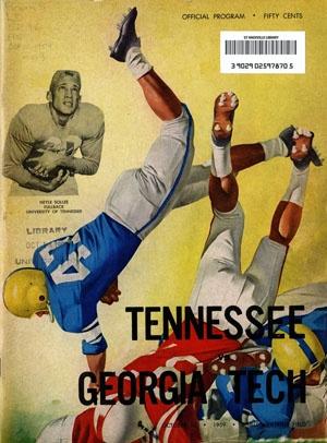UT vs. Georgia Tech (October 10, 1959)