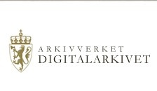 The Digital Archives ia a Norwegian government website from National Archives of Norway that is available in English or Norwegian. A really amazing resource!