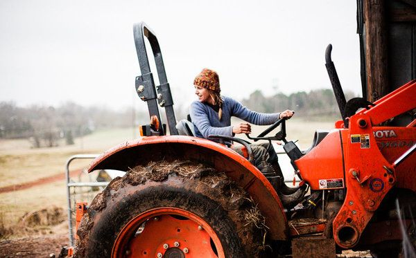 "Audra Mulkern writes and photographs ""The Female Farmer Project"" — a chronicle of in-depth stories about the rise of women working in agriculture across the country and around the world. femalefarmer3-women-of-green"