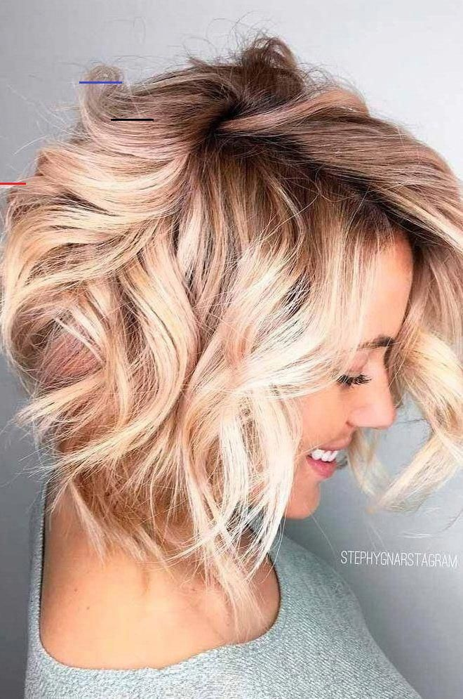 37 Short Choppy Layered Haircuts Unordentliche Bob Frisurentrends Fur Herbst Winter In 2020 Messy Bob Hairstyles Wavy Bob Hairstyles Bob Hairstyles