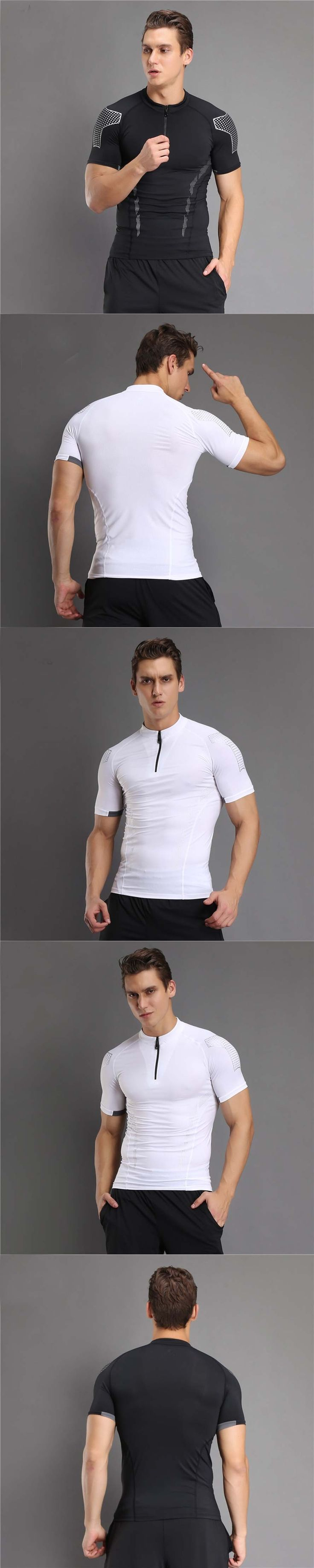Hot Sale Fashion Solid o-Neck Men's T Shirt 2017 Summer Short Sleeve Casual T-Shirt Men Cotton Slim Fit Mens Top Tees Shirt