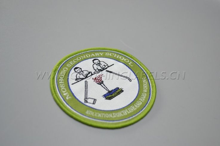 Product No:woven-patches-0095