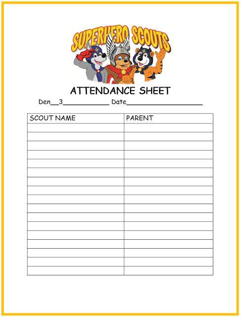 Best 10+ Attendance sheets ideas on Pinterest Teacher planner - attendance sign in sheet