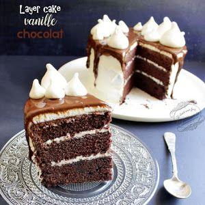 Il était une fois la pâtisserie: layer cake