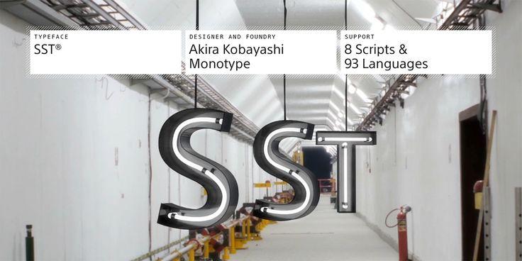 SST® - Webfont & Desktop font « MyFonts