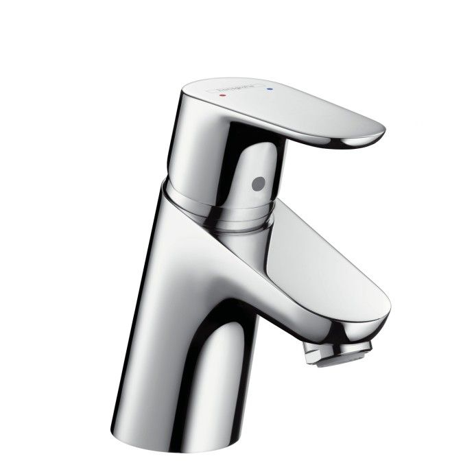 The Awesome Web Hansgrohe Focus Single Hole Bathroom Faucet with QuickClean and CoolStart Technologies Less Pop Up Drain Assembly Less Pop Up Drain Assembly