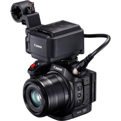 Nuova Canon XC15.  Videocamera compatta 4K (UHD) e Full HD con capacità fotografiche, dedicata a tutti coloro che hanno bisogno di creare video di qualità elevata con una strumentazione dalle dimensioni ridotte: dai reporter di cronaca, ai registi indipendenti fino ai documentaristi. Info e prezzi: https://www.adcom.it/it/ripresa-registrazione/camcorders-4k-4k-ready/1/canon-xc15/p_n_14_341_2843_39233 Vieni a provarla!