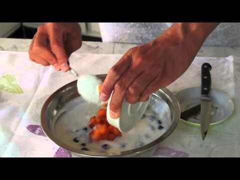 BAU ICE CREAM: uno squisito gelato per cani - YouTube