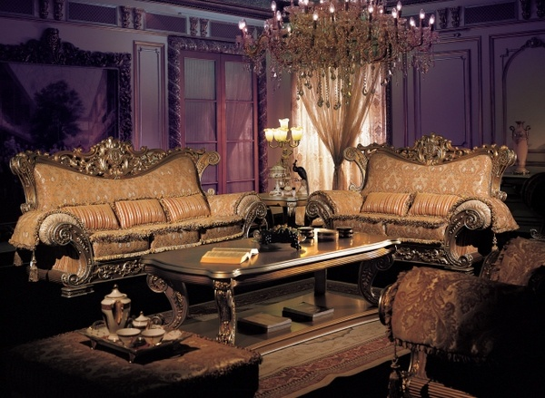 italian living room furniture |  classic furniture :: italian
