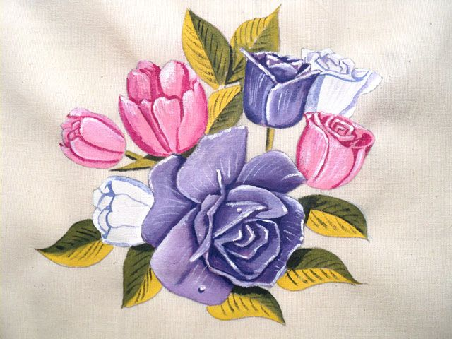 1000 Images About Coloring Flowers On Pinterest