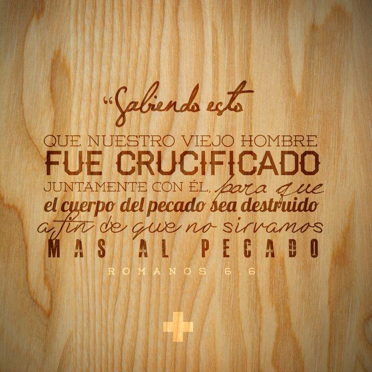 DIA #3 - Romanos 6:6 #devocionalaviva  >>>>> www.devocionalaviva.com