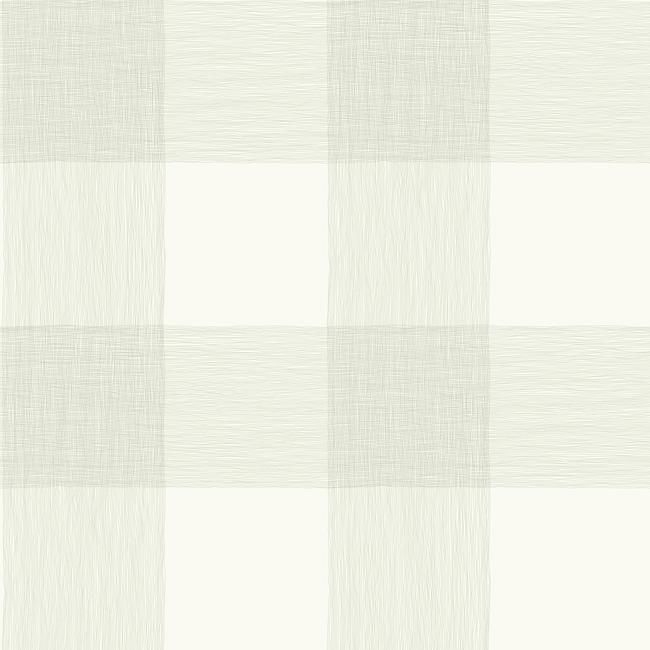 Common Thread Wallpaper In Fog Green From Magnolia Home
