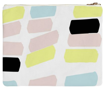 Clutch Pastel Color by gonpart