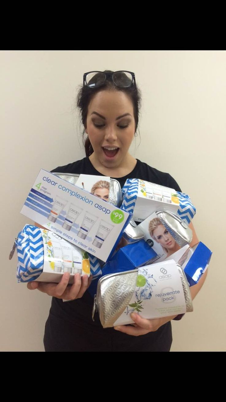 Just received a huge range of ASAP kits for all your skin concerns or to double up as gifts for your loved ones. Get in quick while stocks last! http://www.skinworx.com.au/blog/asap-kits/