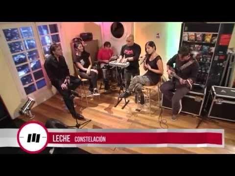 Leche - Constelación feat. Javiera Benavente (En vivo en El Telón, Marra...