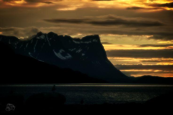 Varanger peninsula in Norway.