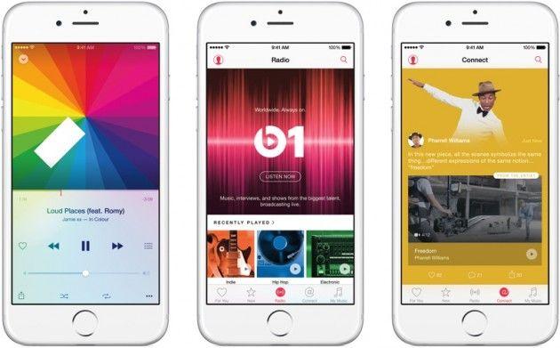 Musica streaming: Apple presenta una proposta che potrebbe mettere in difficoltà il sistema free di Spotify