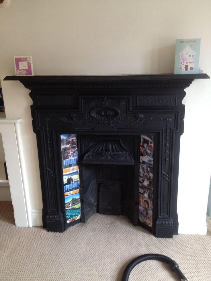 Best 25+ Victorian fireplace tiles ideas on Pinterest ...