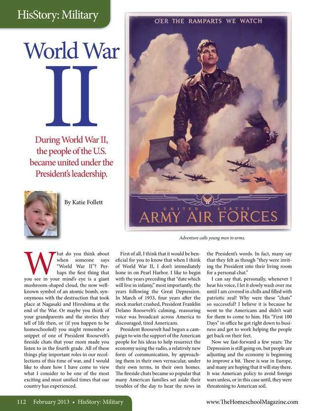 The Old Schoolhouse Magazine - February 2013 - Page 112-113