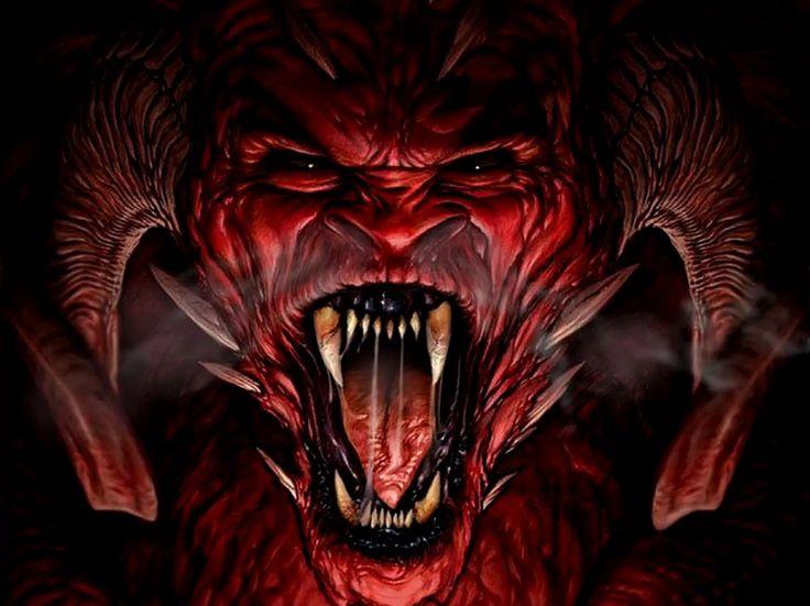 Dont Get Tattoos Demons Manifest Through Them