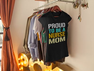 Discover Proud Nurses Mom Limited Edition Women's T-Shirt from NURSING T-SHIRTS AND HOODIES , a custom product made just for you by Teespring. With world-class production and customer support, your satisfaction is guaranteed. - #MothersDay2017_proud-nurses-mom-t-shirts...