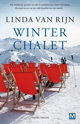 #boekperweek 47/52 Winterchalet - Linda van Rijn
