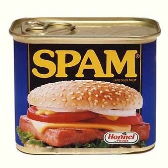 Spam Jam Restaurant - Like a Monty Python Sketch, But For Real Manila