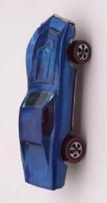 HotWheels Blue 1968 Corvette #Cars #Speed #HotRod