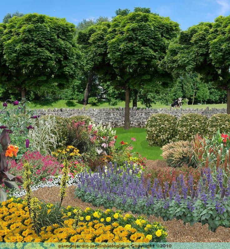 Les 41 meilleures images du tableau jardin massif sur for Jardin synonyme